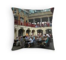 Covent garden. Throw Pillow