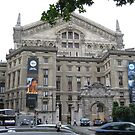 Opera house by machka