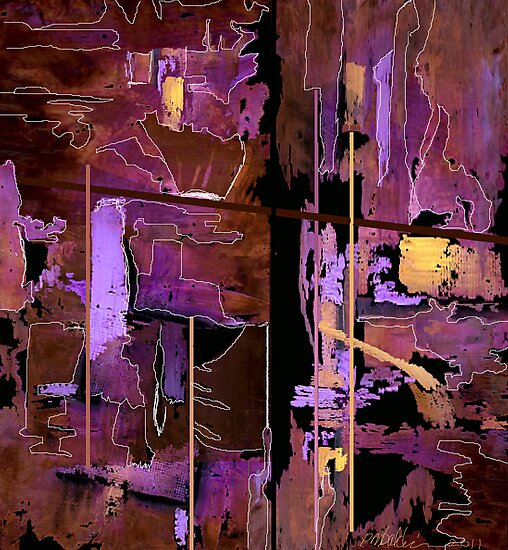 """Treasure Map"" by Patrice Baldwin"