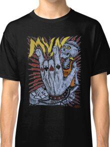Poker Skeleton Classic T-Shirt