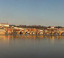 Prague Landscape by Nicholas Jermy