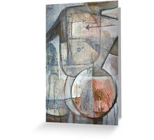 figurative soul Greeting Card