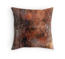 African Mother with child  Throw Pillow