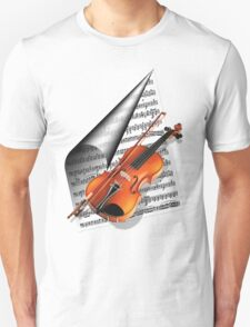 For the love of Music.. T-Shirt