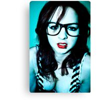 Tainted Mary Canvas Print