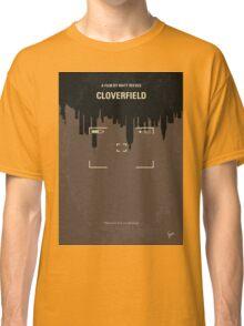 No203 My Cloverfield minimal movie poster Classic T-Shirt