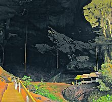 GUA 'NIAH' CAVE by NICK COBURN PHILLIPS