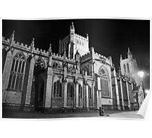 Bristol Cathedral Poster