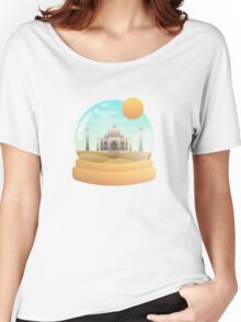 Sand Globe Women's Relaxed Fit T-Shirt