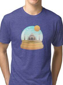 Sand Globe Tri-blend T-Shirt