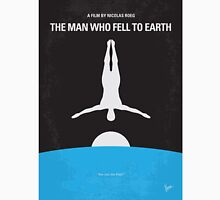 No208 My The Man Who Fell to Earth minimal movie poster Unisex T-Shirt