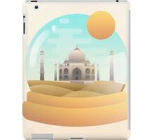 Sand Globe iPad Case/Skin