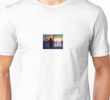 Defeat The Universe -- Limited Latifa Edition -- Heroic Life Swimwear Unisex T-Shirt