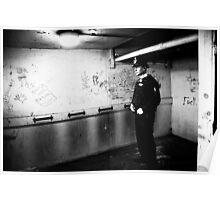 met police man london Poster