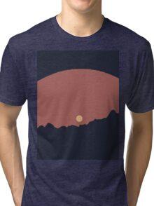Colourful Sun Tri-blend T-Shirt