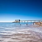 Selsey Lifeboat Station by Leon Ritchie