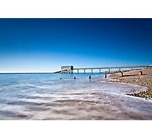 Selsey Lifeboat Station Photographic Print