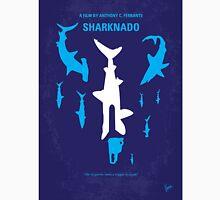No216 My Sharknado minimal movie poster Unisex T-Shirt