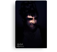 Theme: Evil Pirate Canvas Print