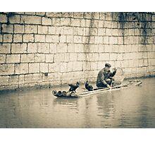 Guilin Fisherman Photographic Print