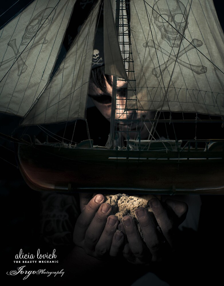 Theme: Evil Pirate by floodfundraiser