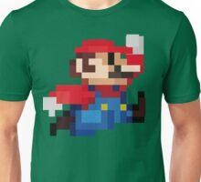 Mario 8 Bits Unisex T-Shirt
