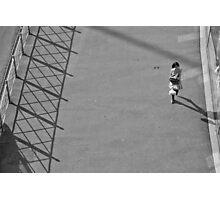 Light and shadows Photographic Print
