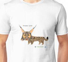 Eurasian Lynx Unisex T-Shirt