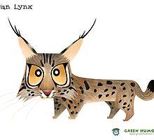 Eurasian Lynx by rohanchak