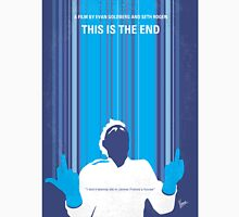 No220 My This is the end minimal movie poster Unisex T-Shirt