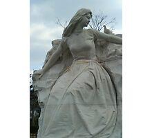 Nagasaki Peace Park Statue Photographic Print