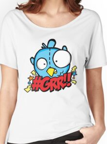 Angry Tweet Women's Relaxed Fit T-Shirt
