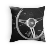 Mustang Shelby GT350 Throw Pillow