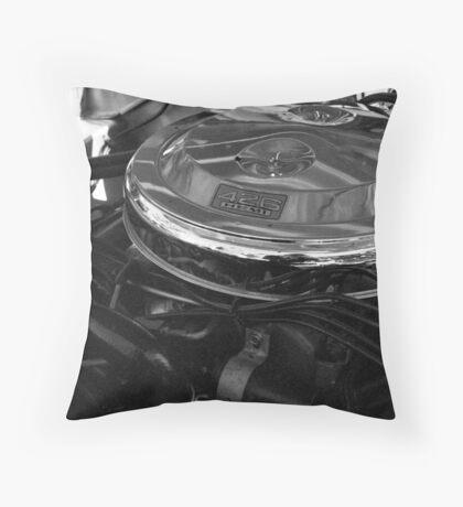 426 Hemi Throw Pillow