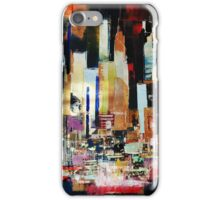 New york city skyline 4727 iPhone Case/Skin