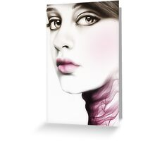 Silent Witness Greeting Card