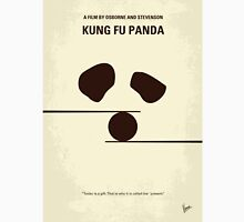 No227 My KUNG FU Panda minimal movie poster Unisex T-Shirt