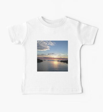 Williamstown Western Sunset Baby Tee