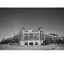 Texas Rangers Ballpark in Arlington Photographic Print