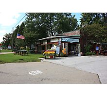 Route 66 - Eisler Brothers Old Riverton Store Photographic Print
