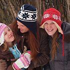 Robinson Family Photo Shoot- Bitter Cold by Jennifer  Arganbright