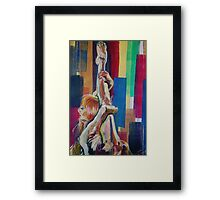 Nude Abstract 5326 Framed Print