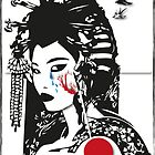 Help Us, Help Japan (White Version) by C Rodriguez