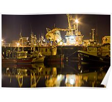 killybegs at night Poster