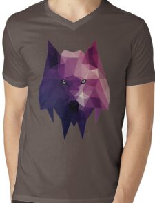 Direwolf Mens V-Neck T-Shirt