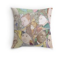 review of 2014 Throw Pillow
