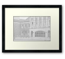 SHS Commons Framed Print