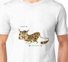 Leopard Cat Unisex T-Shirt