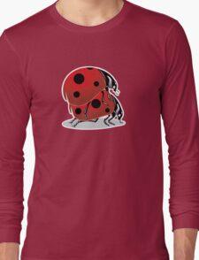 Secksy Ladybugs Long Sleeve T-Shirt