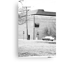 Sterling, IL Canvas Print